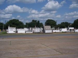 Cemetery - Rayne, LA
