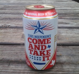 Lone Star Beer Can _ Cropped